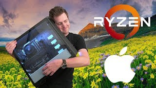 An AMD Ryzen... Mac?!
