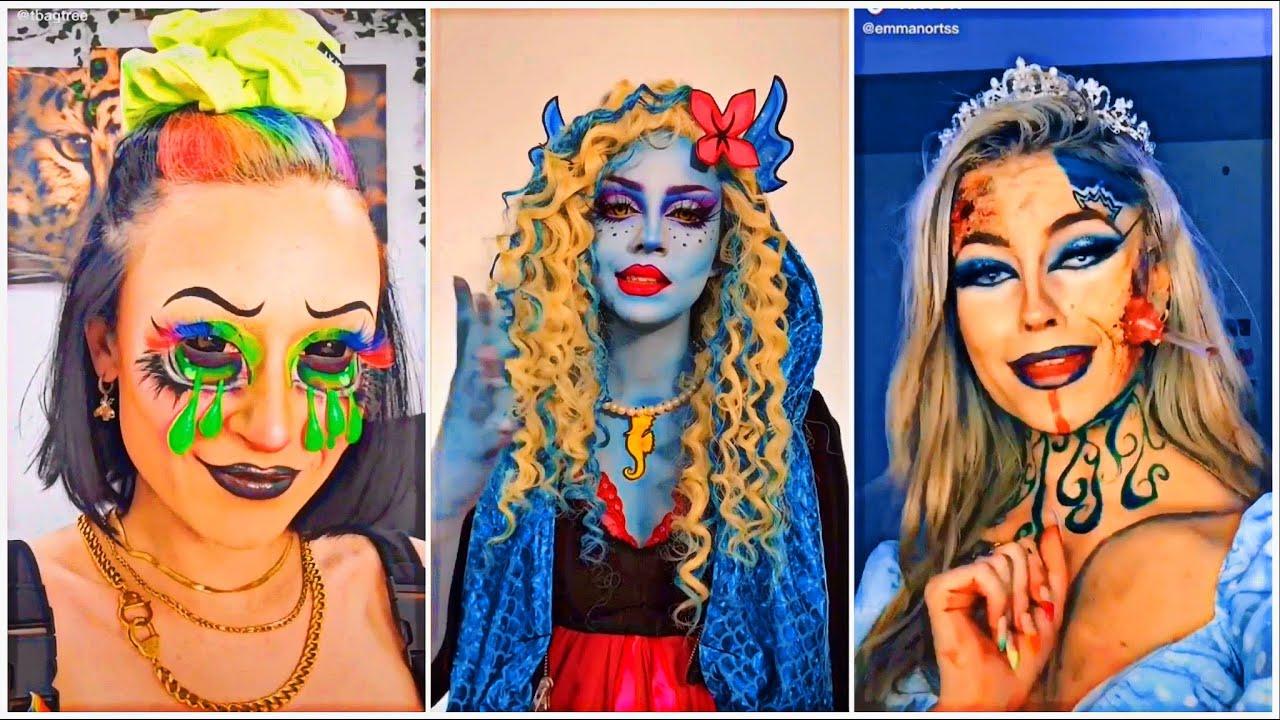 Removal of Special Effects (SFX) | Makeup vs No Makeup |  TikTok Video