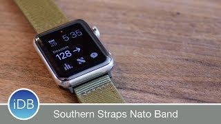Review: Southern Straps Nato Band for Apple Watch - Premium at a Cheap Price