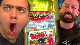 PokeRev Reveals His SECRET Collection Worth $$$$