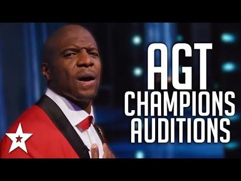 The Champions on America's Got Talent 2019 | Auditions | WEEK 5 | Got Talent Global