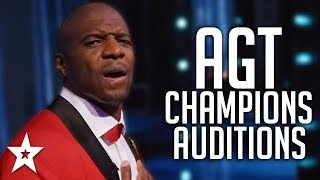 The Champions on America's Got Talent 2019  Auditions  WEEK 5  Got Talent Global