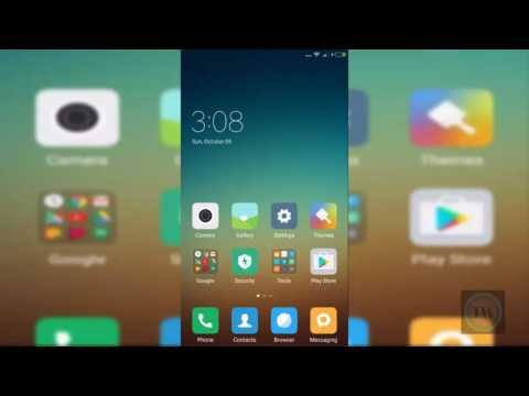 How To Show Contacts With Only Phone Numbers In Redmi Note 3