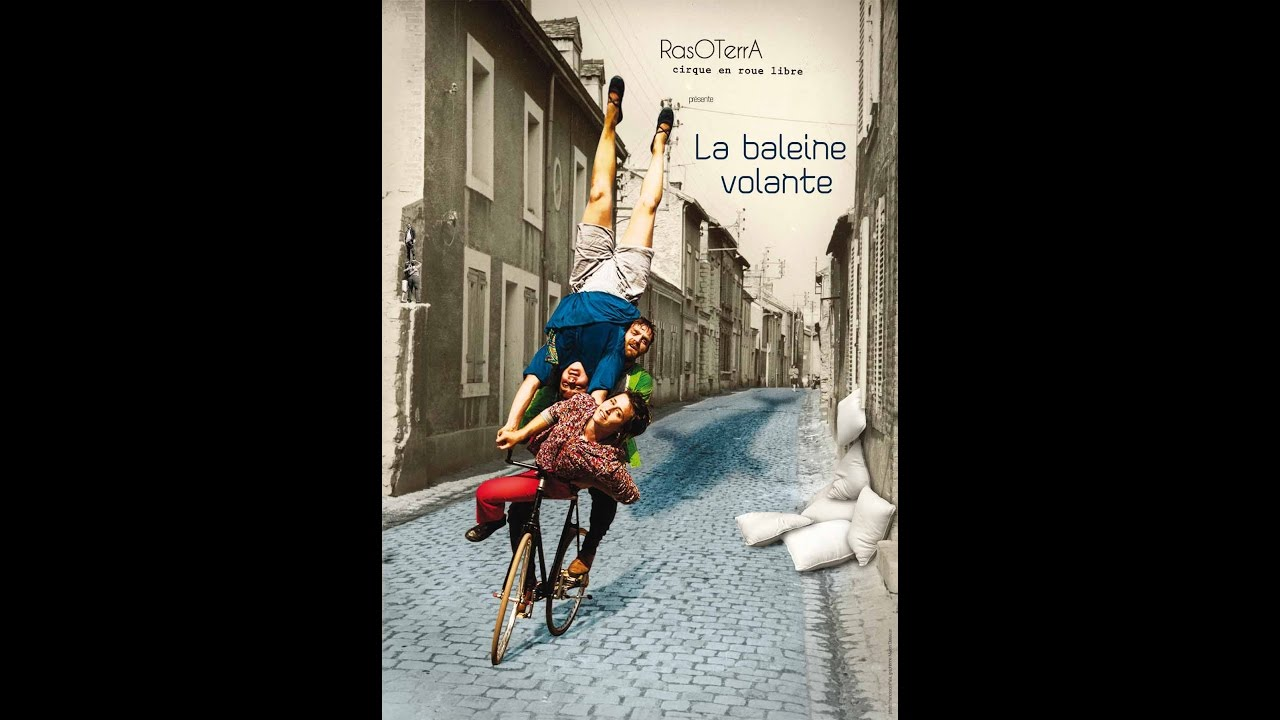 LA BALEINE VOLANTE -RasOTerrA-
