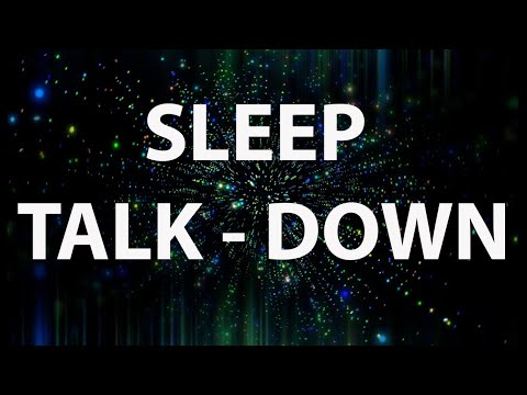 Sleep Talk Down: Calm Mind & Inner Peace Guided Sleep Meditation By Jason Stephenson