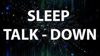 Sleep Talk Down: Calm Mind & Inner Peace Guided Sleep Meditation By Jason Stephenson