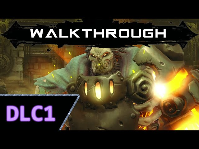 The Abyssal Forge - Complete Walkthrough, Darksiders 2 Deathinitive Edition