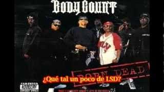 Body Count Street Lobotomy (subtitulado español)