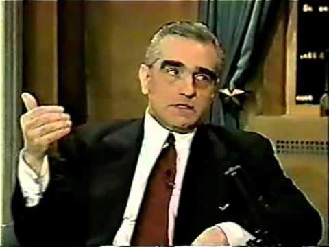 Martin Scorsese on Late Night with Conan O'Brien (1996)