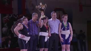 Лучшие схватки абсолютного Кубка Москвы по сумо 2017 года  среди  женщин