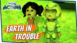 VIR: The Robot Boy Cartoon in Hindi - EP73B | Full Episode | Cartoons for Kids | Wow Kidz Action