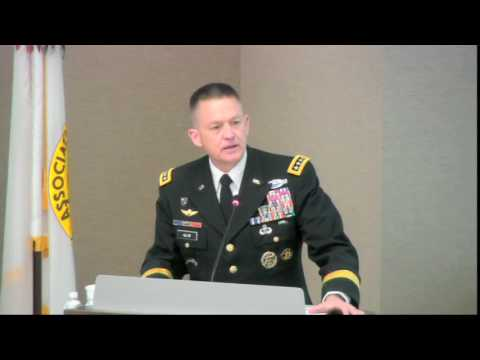ILW Breakfast 5/10/2016 – Gen Daniel B  Allyn, Vice Chief of Staff