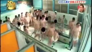 Японский розыгрыш. Прикол с толпой.