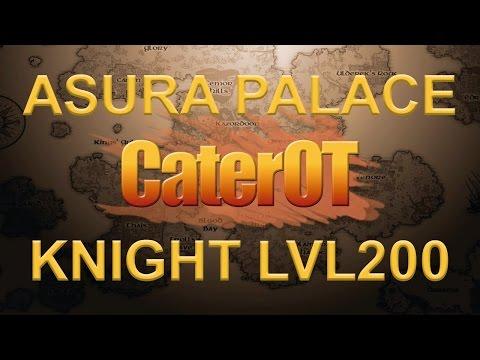 Asura Palace Hunt - Knight lvl 200 - Tibia - {CaterOT}