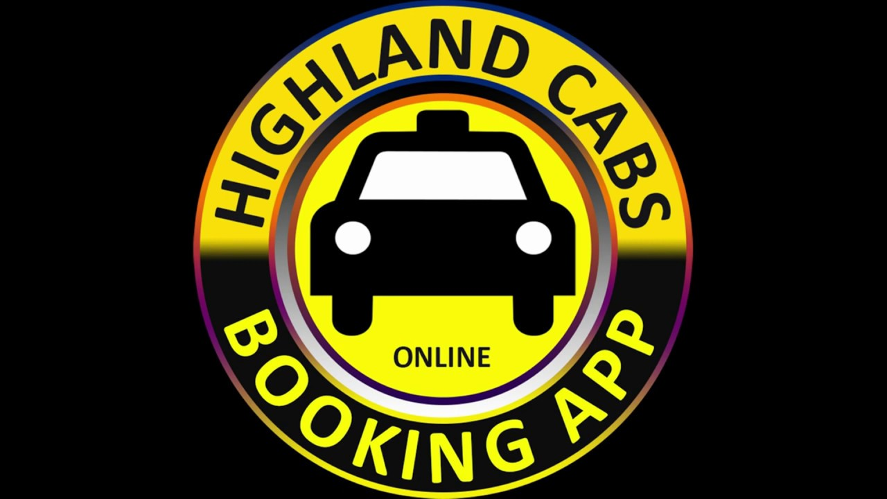 Highland Cabs App | Powered by Taxi Booker & TaxiCaller