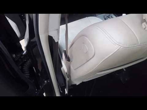 How to replace the seat belt on a lincoln mkz zephyr and fusion