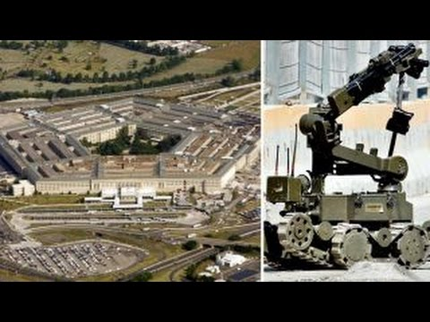 Pentagon investing billions to develop autonomous weapons