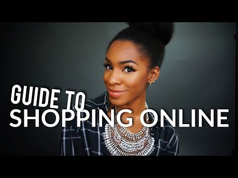 Tips For Online Shopping! ▸ VICKYLOGAN