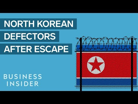 What Happens To North Korean Defectors After They Escape Mp3