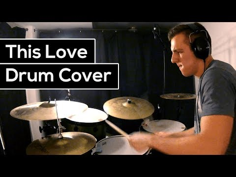This Love - Drum Cover - Maroon 5
