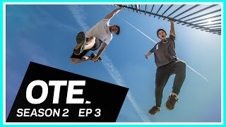 OTE: SMASHING ATLANTA - Off The Edge: A Freerunning Web Series (Season 2 – Ep. 3)
