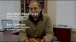 VILT Best Practices
