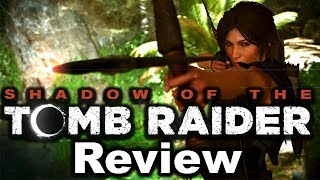Shadow of the Tomb Raider REVIEW | Xbox One, PS4, PC (Video Game Video Review)