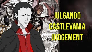 Julgando Castlevania Judgement