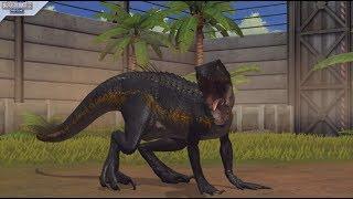 Jurassic World: Das Spiel #192 Indoraptor Lvl.20! & Booster-Kampf! [60FPS/HD] | Marcel