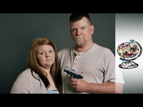Gun Nation: Exploring America's Love/Hate Relationship with the Gun