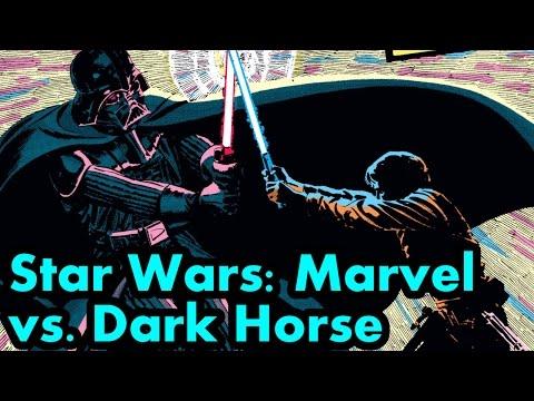 Star Wars: Marvel vs. Dark Horse