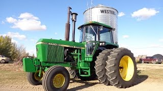 Rising Auction Prices on John Deere 4440 Tractors