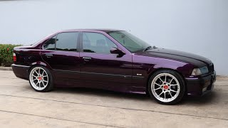 UNBOXING Coilover China!! BMW e36 part ii