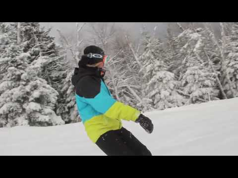 12/30/16 Powder Day clips from Bretton Woods