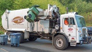 Peterbilt 320 - Wayne Curbtender Garbage Truck