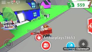 Playing roblox with lag;-; Gave bad it was nothing good