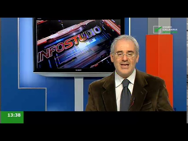 Infostudio il telegiornale della Calabria notizie e approfondimenti - 04 Febbraio 2021 ore 13.30