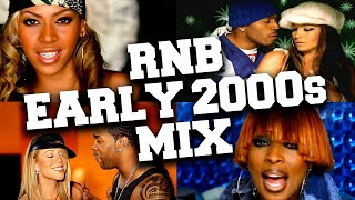 Early 2000s R&B Mix 🌕 Best R&B Songs of the Early 2000s