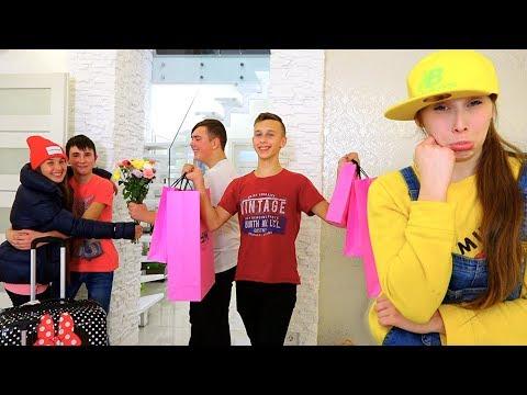 видео: ПОДАРКИ от Дианы Кто ОБИДЕЛСЯ?