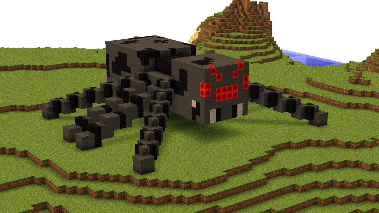 Minecraft Spider Images | www.pixshark.com - Images ...