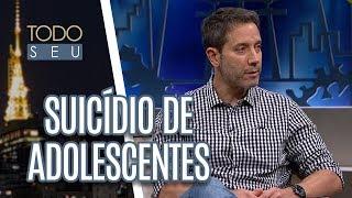 Baixar Psicoterapeuta Leo Fraiman fala sobre suicídio de adolescentes - Todo Seu (26/04/18)