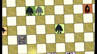 Army of Zatikon: Cards and Chess