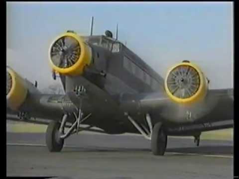 Deutschland aus der Luft : Hugo Junkers Flugzeuge