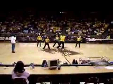 University of Wyoming Wildfire Dance Team