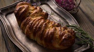 Рулет Бриошь с Корицей || Bread & Butter || Хлеб и Выпечка на FOOD TV