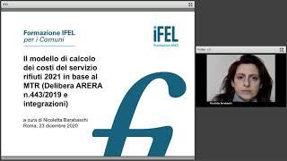 23/12/2020 - Modello Di Simulazione Dei Costi Del Servizio Rifiuti Per Predisposizione Del PEF 2021