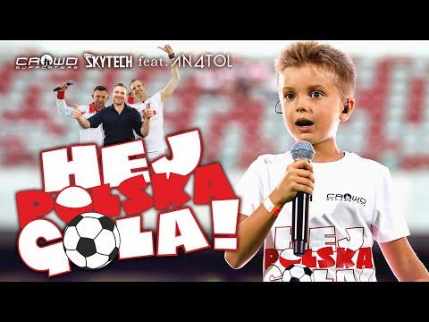 Crowd Supporters x Skytech - Hej Polska Gola!