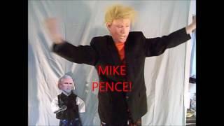 Mike Pence Spacepants Mashup