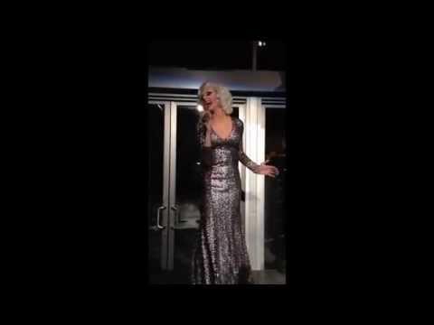 Dixie Lynn Cartwright  Defying Gravity RuPaul's Drag Race Premiere Night Parody
