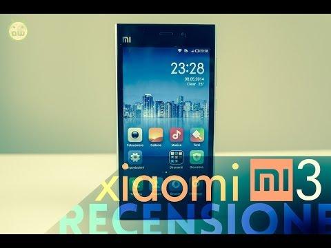 Xiaomi Mi3, recensione in italiano